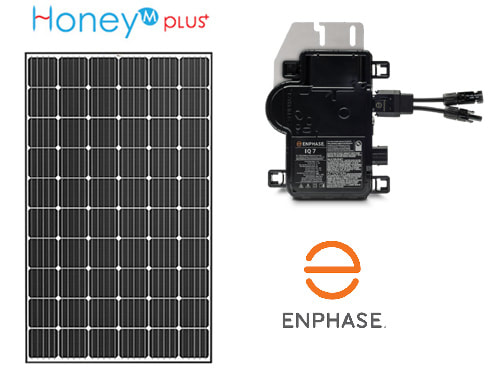 Enphase Solar Package